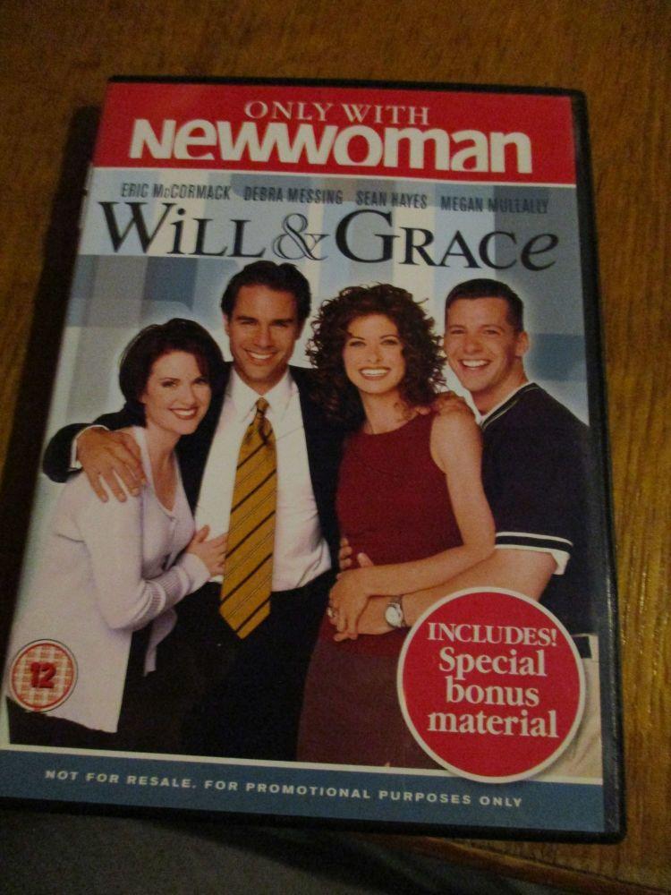 Will & Grace Pilot Episode - Promo DVD