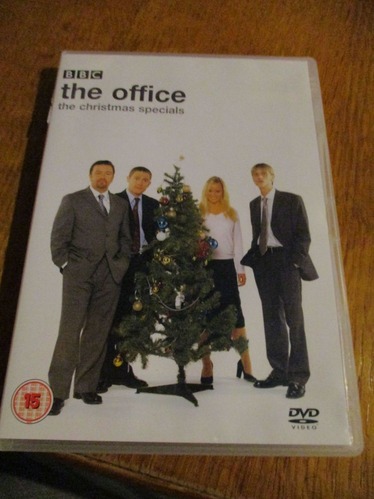 The Office the Christmas Specials DVD