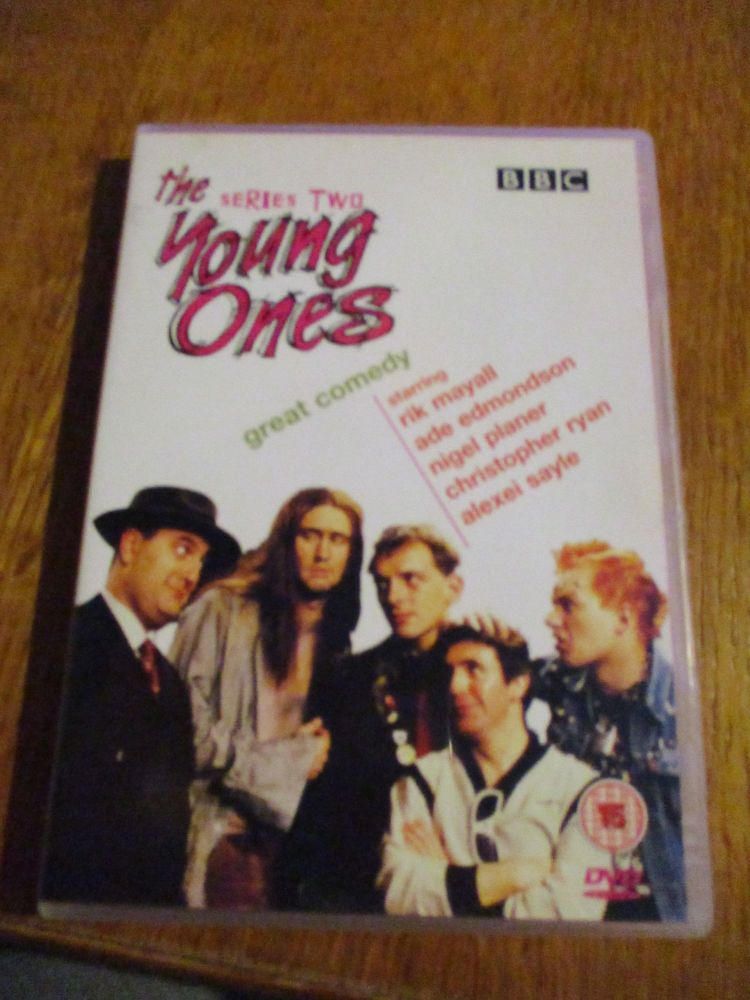 The Young Ones- Series 2 DVD