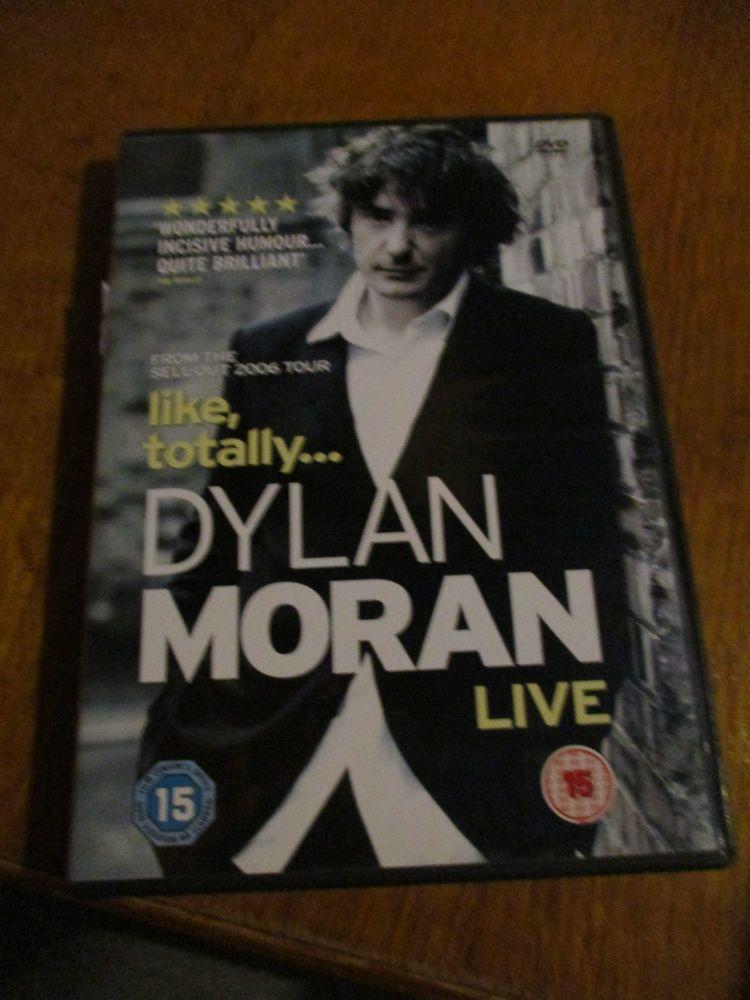 Like Totally - Dylan Moran - Live DVD