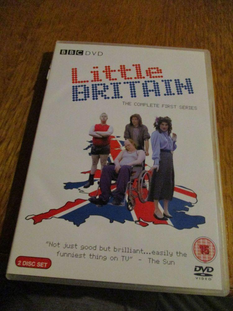 Little Britain Complete First Series DVD