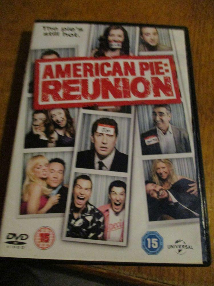 American Pie - Reunion DVD
