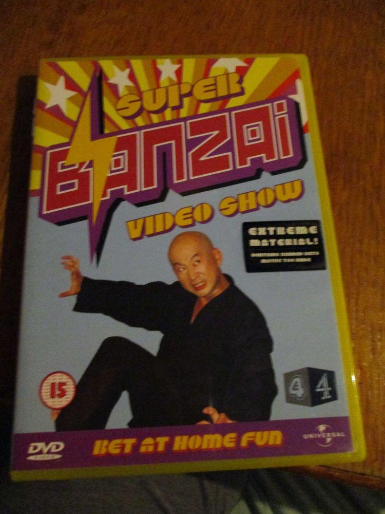 Super Banzai - Video Show DVD