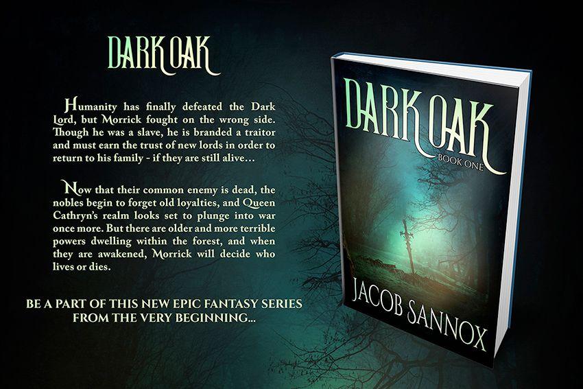 Dark Oak Blurb