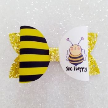 Lovely Loops Bee Happy