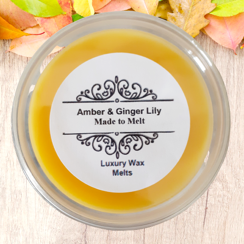 Amber & Ginger Lily