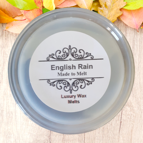 English Rain - One-off limited edt