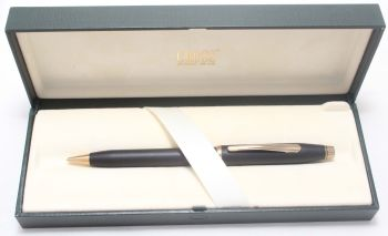 8007 AT Cross 'Century II' Pencil in Matt Black. Boxed. Was £49, now £29