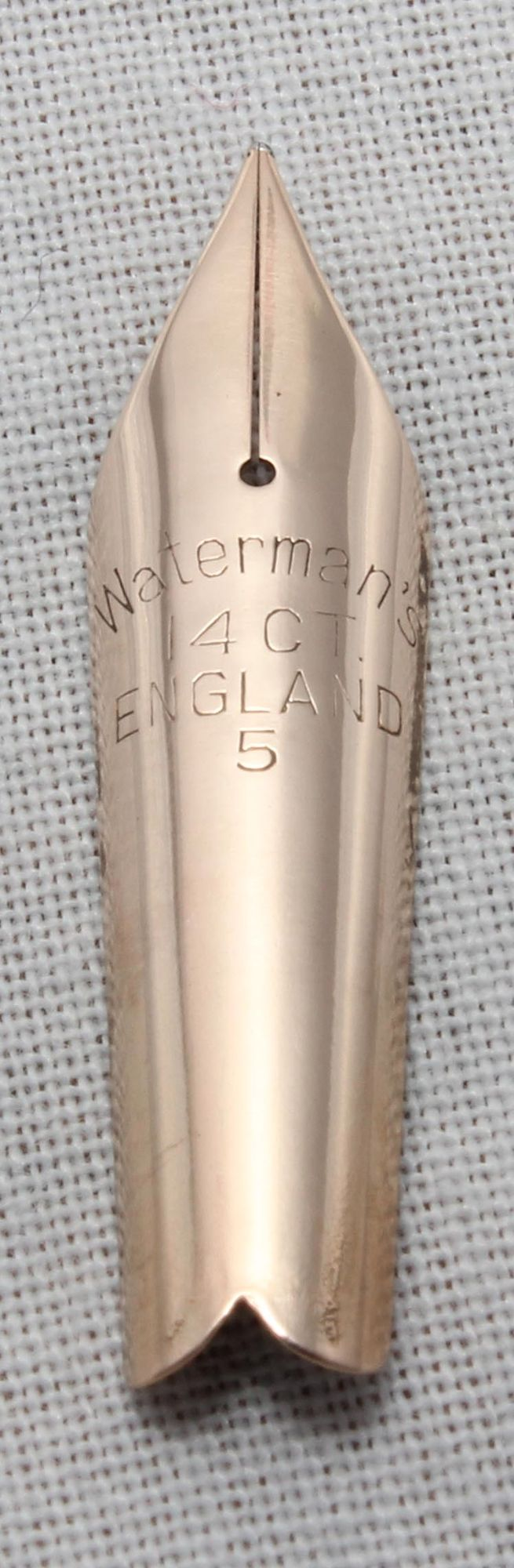 Watermans Ideal #5 Nib (Fine)