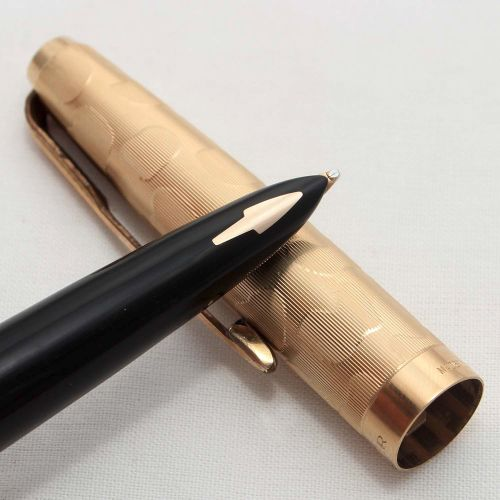 8267 Parker 61 Stratus, Rolled Gold Cap and Barrel, Special