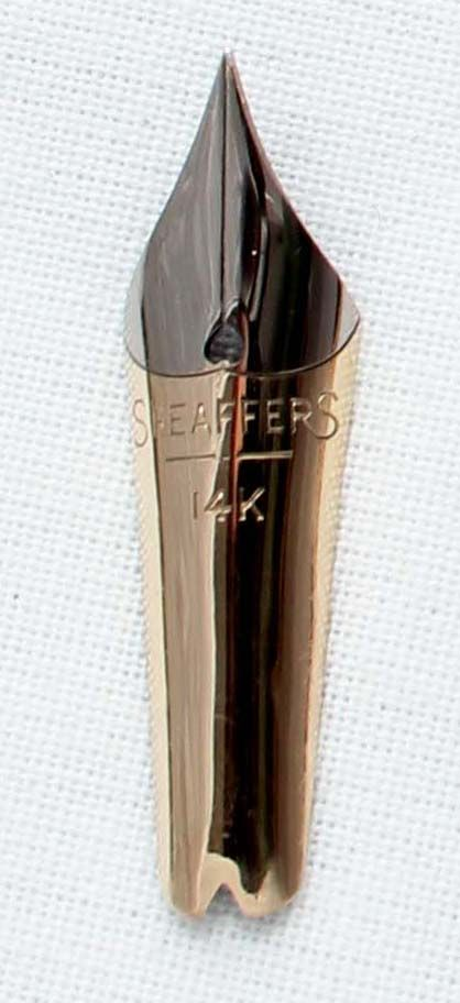 Sheaffer 14ct Gold Nib (Extra Fine) N396