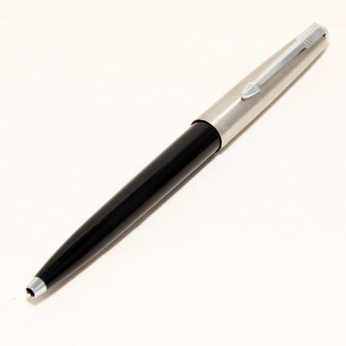 8473 Parker 45 CT Ball Pen in Black.