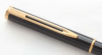 8600 Watermans Executive Propelling Pencil in Black Lacquer.