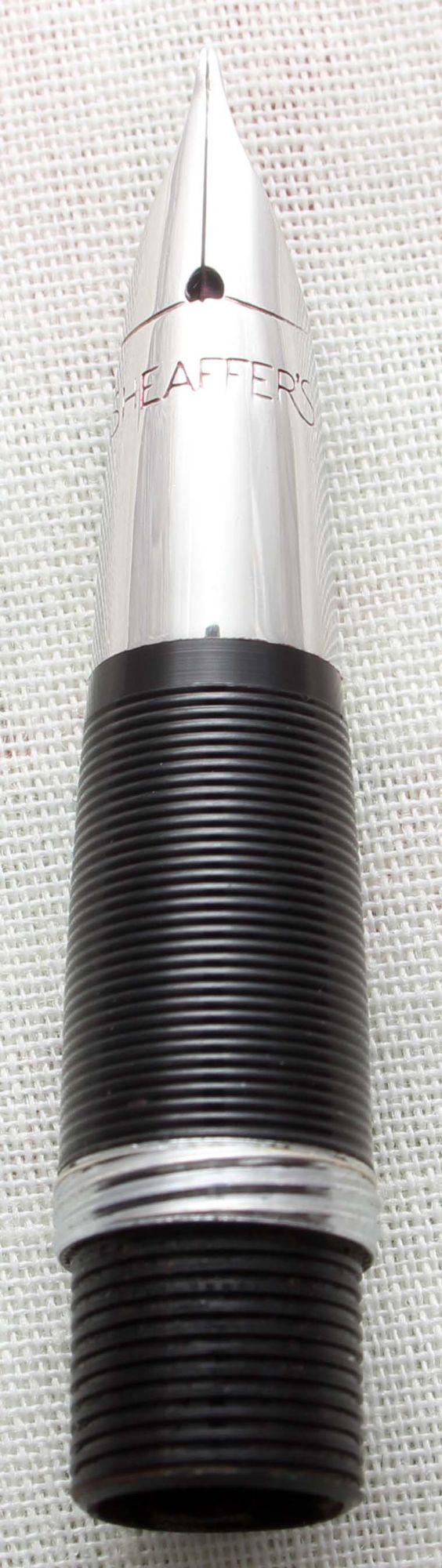 Sheaffer Snorkel Nib Unit. (Fine) N511