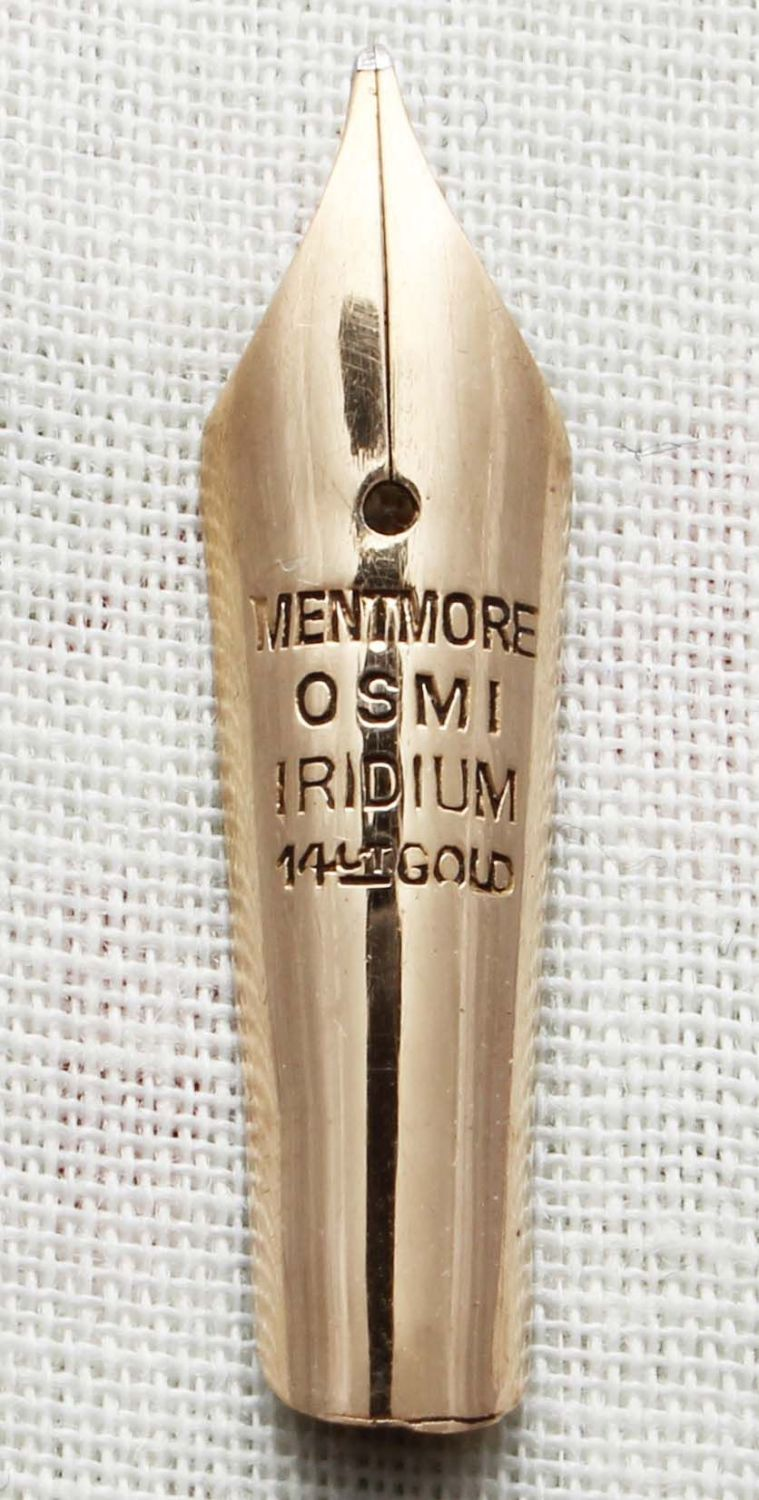 Mentmore Auto Flow Nib. (Medium) N571