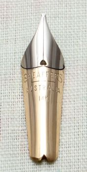 Sheaffer Snorkel Nib Unit. (Medium) N585