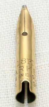 Parker 51 18K Nib. (Broad) N600