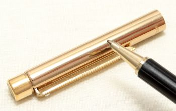 9003 Sheaffer Targa 1020 RB Imperial Brass Rollerball.