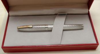 9201 Sheaffer Imperial Sovereign Fountain Pen, Smooth Fine FIVE STAR Nib.