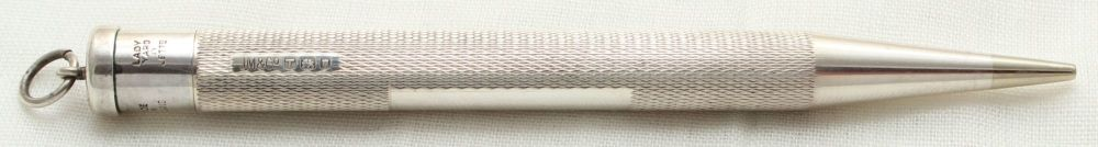 9903 Lady Yard-O-Led Sterling Silver Propelling Pencil.