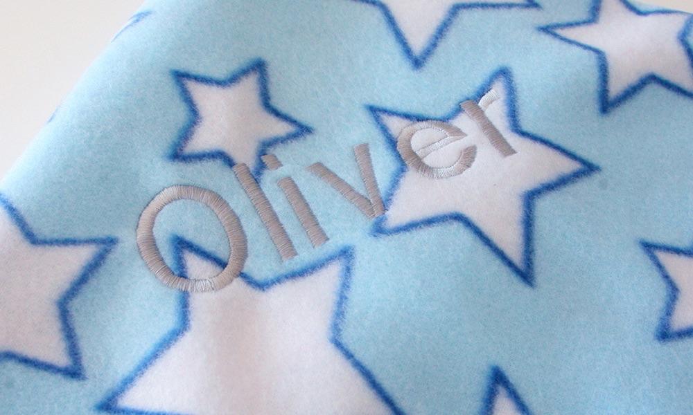 BLUE STAR BLANKEThome