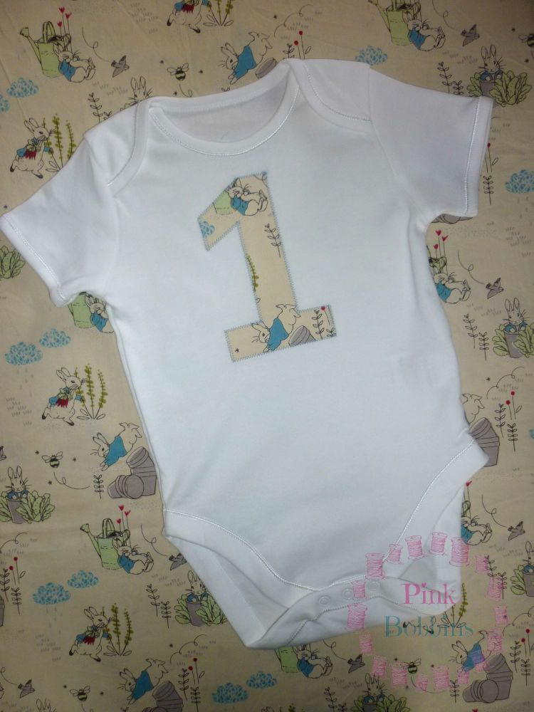 Peter Rabbit No.1 vest