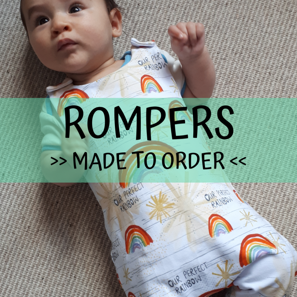 <!--20-->Rompers/playsuits