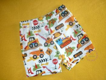 Construction shorts - made to order