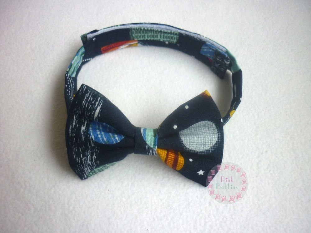 Space classic bow tie