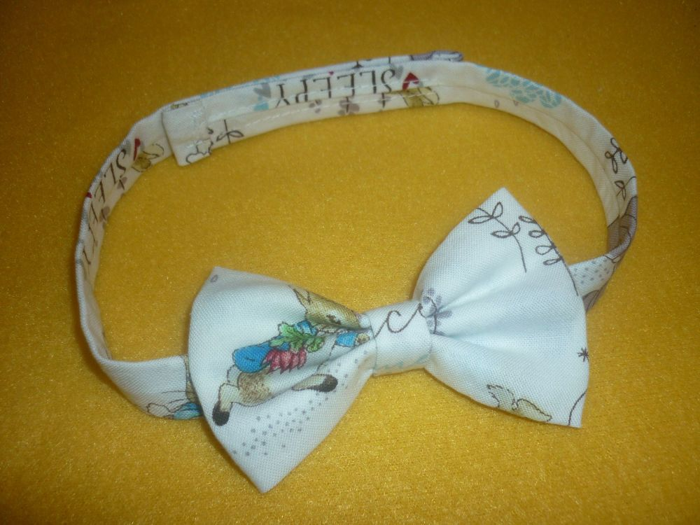 Peter Rabbit classic bow tie