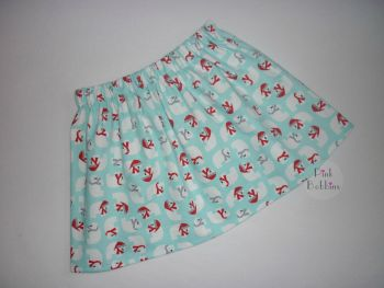 Polar bear skirt