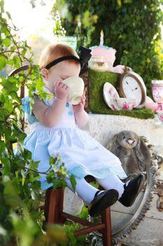 Alice in Wonderland everyday dress-up dress