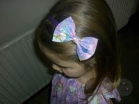 Unicorn bow hairband