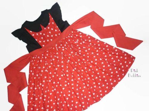 Queen of Hearts everyday dress-up dress