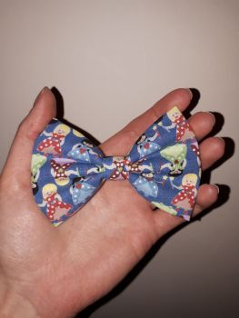 "Princess hair bow *LAST ONES* large 4"" size"