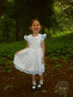 Alice in Wonderland everyday dress-up dress - made to order