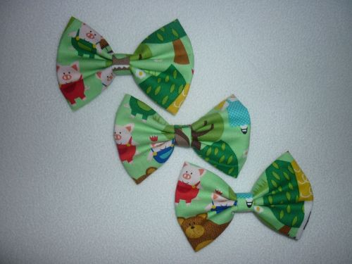 Fairytale hair bow *LAST ONES* large 4