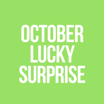 October Lucky Surprise