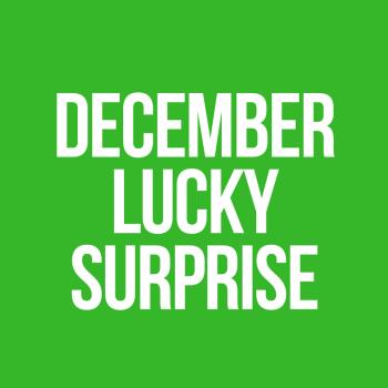 December Lucky Surprise