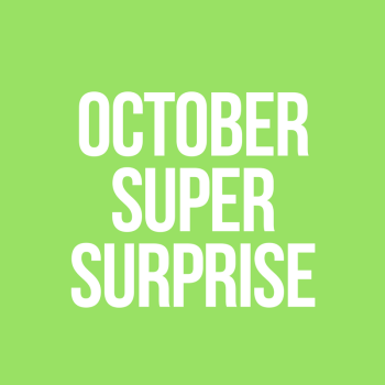 October Super Surprise