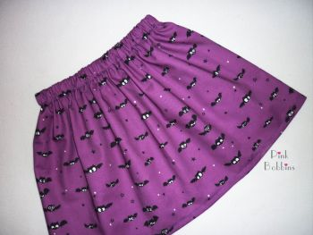 Bat skirt - in stock