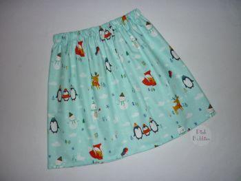 Christmas friends skirt