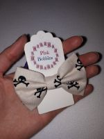 Midi bow bobble - skulls *LAST ONE* - in stock