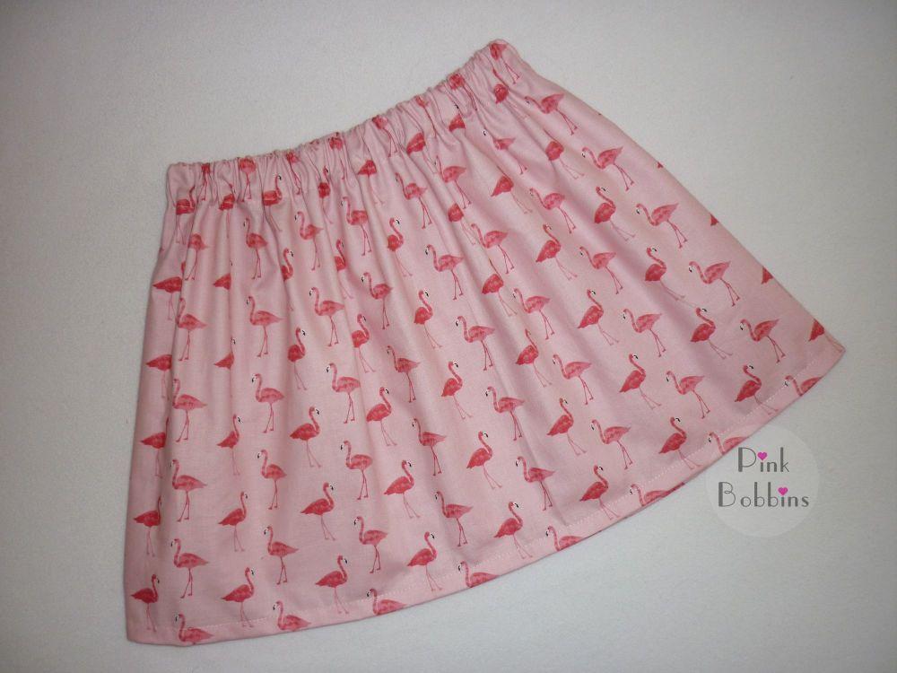 Flamingo (pink) skirt