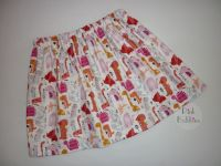 Girly dinosaur skirt - made to order