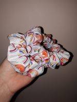 Rainbow scrunchie - in stock