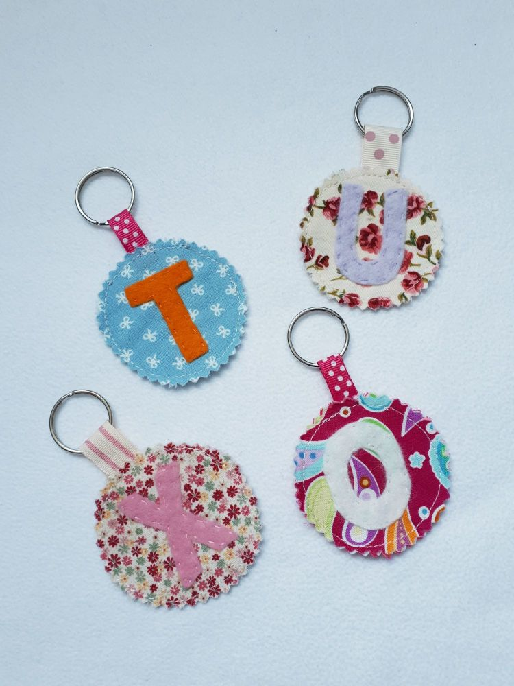 Initial Keyring (Ready to post; limited letters remaining!)
