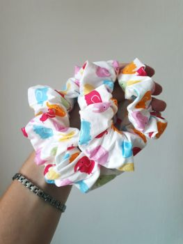 Elephant scrunchie - LAST ONES! READY TO POST!