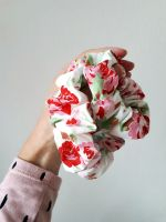 Floral scrunchie - made to order