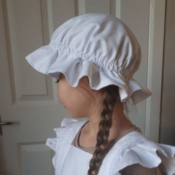 Traditional mop cap